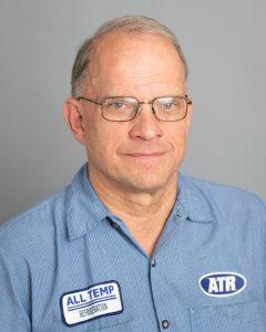 Dan Krielemeyer - ATR Service Manager